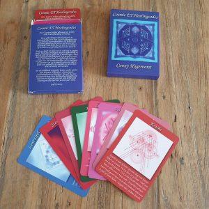 ET Healingscode kaarten - Conny Hogervorst