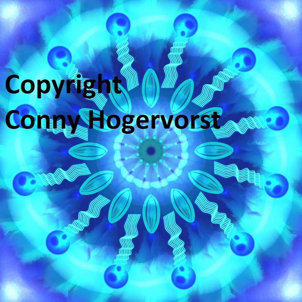 mandala op naam - Conny Hogervorst