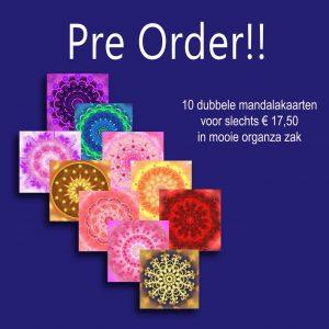Mandala kaartenset Conny Hogervorst